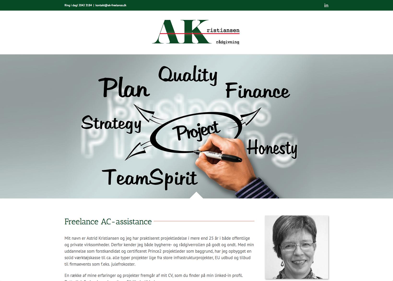 AK Freelance