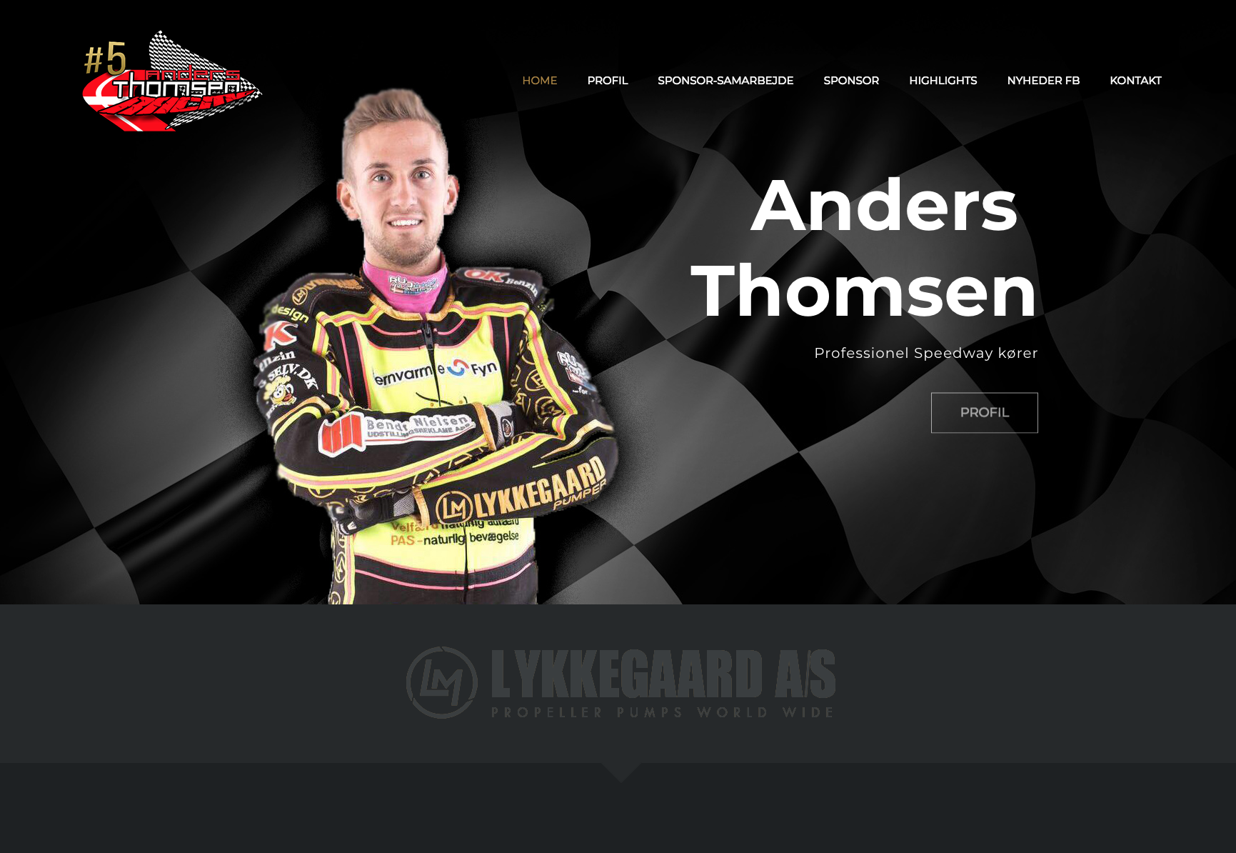 Anders Thomsen Racing