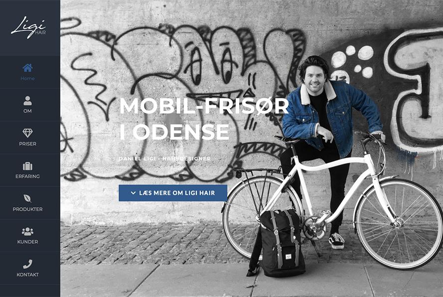 Ligi Hair - Mobilfrisør i Odense