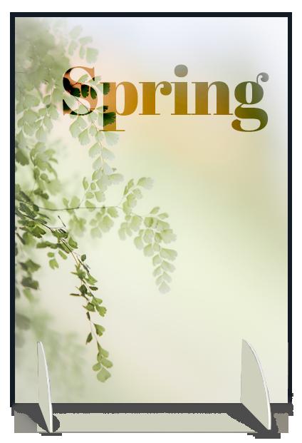 Afskærmning - Spring